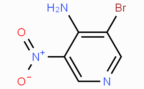 4-氨基-3-溴-5-硝基吡啶