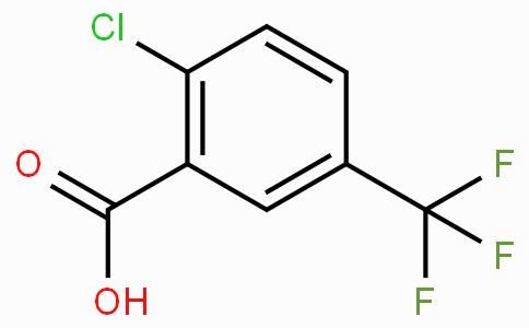 2-氯-5-三氟苯甲酸