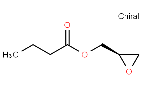 (R)-oxiran-2-ylmethyl butyrate