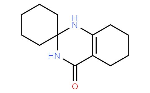 5',6',7',8'-tetrahydrospiro(cyclohexane-1,2'(1'h)-quinazolin)-4'(3'h)-one