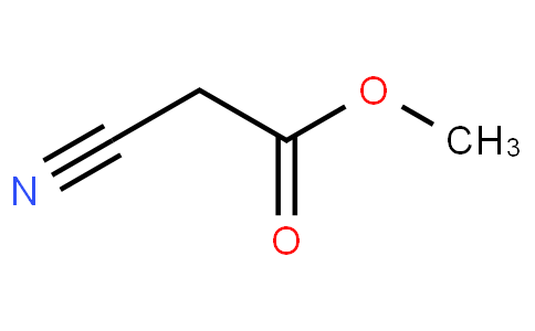 Acetic acid, 2-​cyano-​, methyl ester
