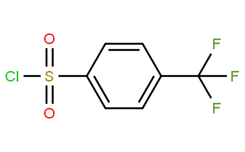 4-(Trifluoromethyl)benzene-1-sulfonyl chloride