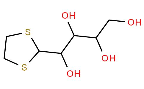 D-Ribose, cyclic 1,2-ethanediyl dithioacetal (9CI)