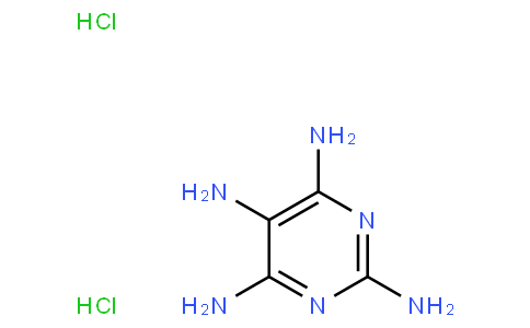 2,4,5,6-Pyrimidinetetramine, hydrochloride (1:2)