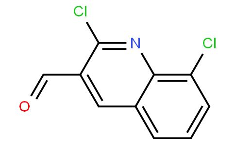 2,8-dichloroquinoline-3-carbaldehyde