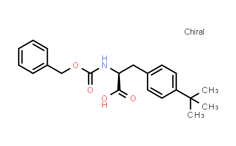 (2S)-2-{[(benzyloxy)carbonyl]amino}-3-(4-tert-butylphenyl)propanoic acid