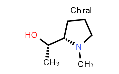 2-Pyrrolidinemethanol, α,1-dimethyl-, (αS,2S)-