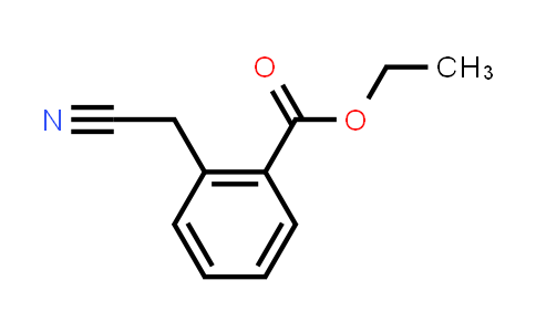 Ethyl 2-cyanomethylbenzoate
