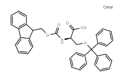 N-[(9h-fluoren-9-ylmethoxy)carbonyl]-o-(triphenylmethyl)-d-serine