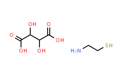 Cysteamine bitartrate