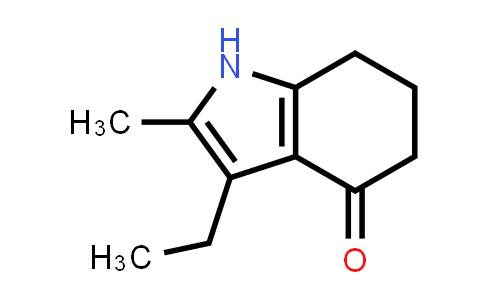 2-Methyl-3-ethyl-4-oxo-4,5,6,7-tetrahydroindole