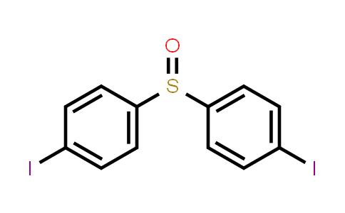 Benzene, 1,1'-sulfinylbis[4-iodo- (9CI)