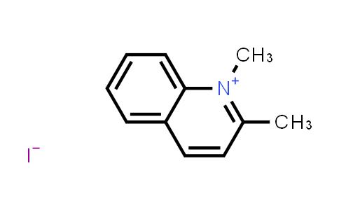 1,2-dimethylquinolin-1-ium,iodide