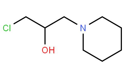 1-chloro-2-hydroxy-3-(1-piperidinyl)-propane