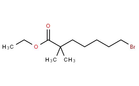 Ethyl-2,2-dimethyl-7-bromoheptanoate