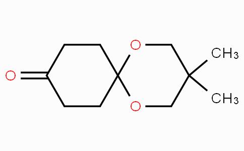 3,3-Dimethyl-1,5-dioxaspiro[5.5]undecan-9-one