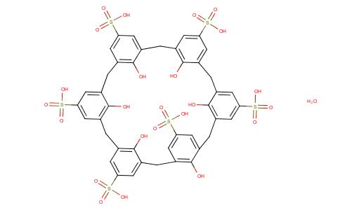 4-磺酸杯芳烃水合物