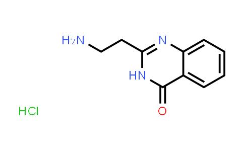 2-(2-Aminoethyl)quinazolin-4(3H)-one hydrochloride