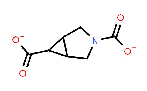 3-Azabicyclo[3.1.0]hexane-3,6-dicarboxylate