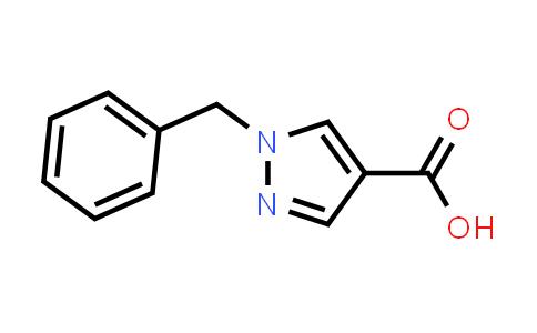 1-Benzyl-1H-pyrazole-4-carboxylic acid