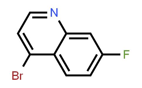 4-Bromo-7-fluoroquinoline