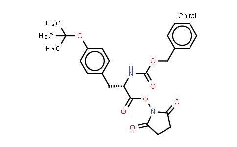 Z-O-tert-butyl-L-tyrosine N-hydroxysuccinimide ester