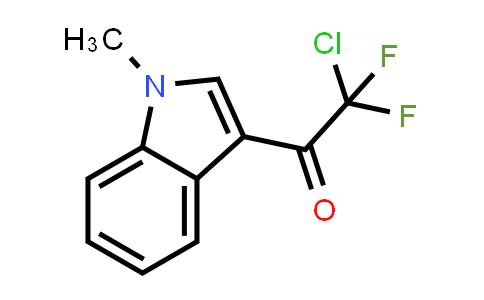 2-Chloro-2,2-Difluoro-1-(1-Methyl-1H-Indol-3-Yl)Ethanone