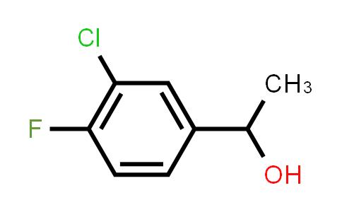 1-(3-Chloro-4-fluorophenyl)ethanol