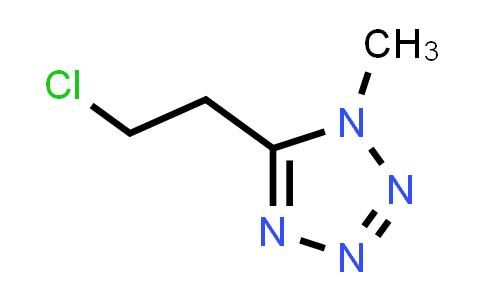 5-(2-Chloroethyl)-1-methyl-1H-tetrazole