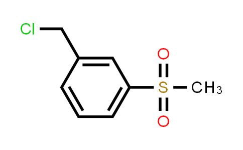 1-(Chloromethyl)-3-(methylsulfonyl)benzene