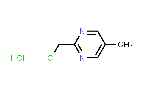 2-(Chloromethyl)-5-methylpyrimidine hydrochloride