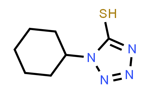 1-Cyclohexyl-1H-tetrazole-5-thiol
