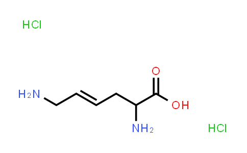 H-trans-4,5-Dehydro-DL-Lys-OH·2 HCl