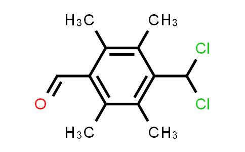4-(Dichloromethyl)-2,3,5,6-tetramethylbenzaldehyde