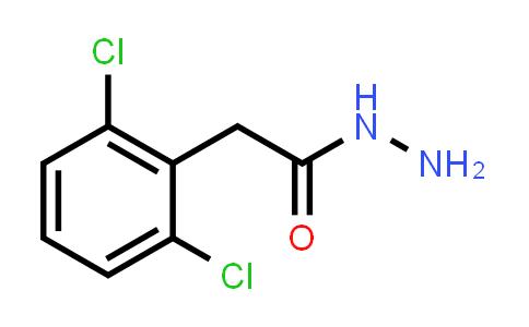 2-(2,6-Dichlorophenyl)acetohydrazide