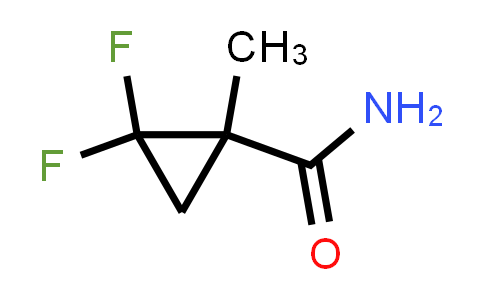 2,2-Difluoro-1-Methylcyclopropanecarboxamide