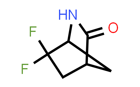 6,6-Difluoro-2-Azabicyclo[2.2.1]Heptan-3-One