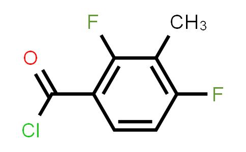 2,4-Difluoro-3-Methyl-Benzoyl Chloride