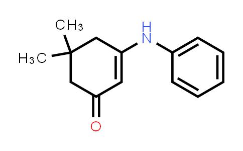 5,5-dimethyl-3-(phenylamino)cyclohex-2-en-1-one
