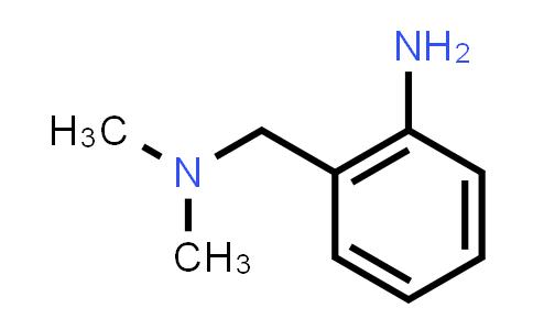 2-Dimethylaminomethyl-aniline