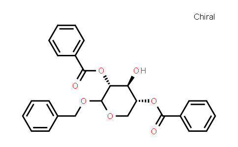 Benzyl 2,4-di-O-benzoyl-D-xylopyranoside
