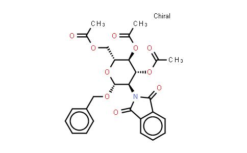 Benzyl 3,4,6-tri-O-acetyl-2-deoxy-2-phthalimido-b-D-glucopyranoside