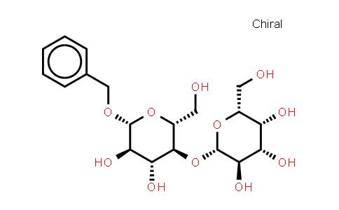 Benzyl 4-O-(b-D-galactopyranosyl)-b-D-glucopyranoside