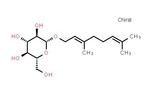 Geranyl b-D-glucoside