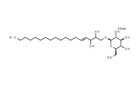 Glucosyl-C18-sphingosine