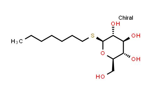 庚基-Β-D-硫代吡喃葡萄糖苷