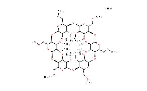 Hexakis(2,3,6-tri-O-methyl)cylomaltohexaose