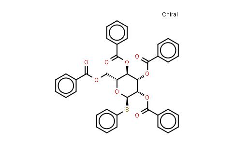 Phenyl 2,3,4,6-tetra-O-benzoyl-a-D-thiomannopyranoside