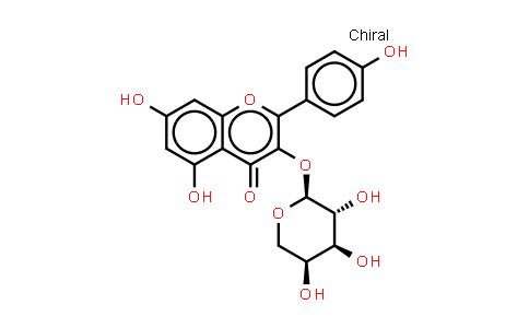 Kaempferol 3-O-a-L-arabinopyranoside