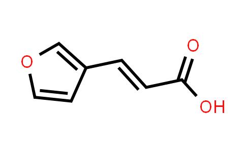 (E)-3-(3-Furyl)prop-2-enoic acid